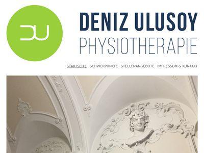 Physiotherapie Deniz Ulusoy