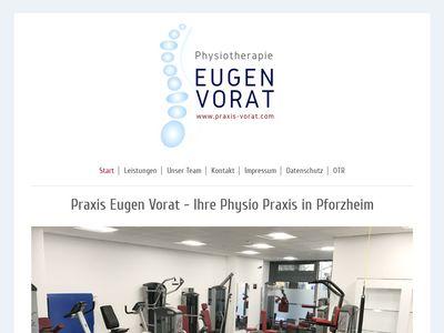 Physiotherapie Eugen Vorat