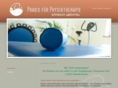 Klaus Göldner Praxis für Physiotherapie