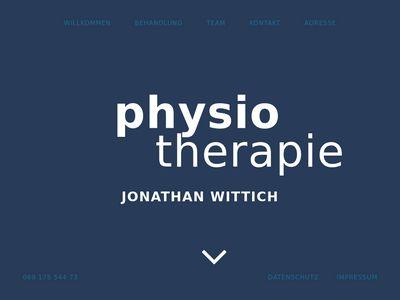 Praxis für Physiotherapie Wittich