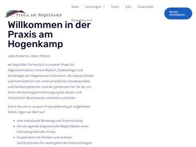 Dr.med. Hans-Joachim Fechtig Praktischer Arzt