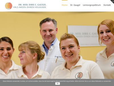 Dr. med. Dirk Gaugel HNO-Arzt