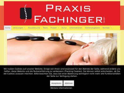 Peter Fachinger Praxis für Physiotherapie