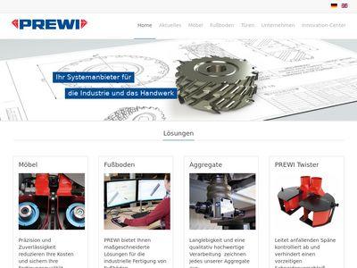 Prekwinkel Maschinen- und Anlagebau GmbH