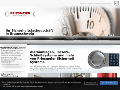 Priesmeier Sicherheit Systeme GmbH