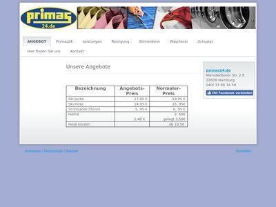 PRIMUS Dienstleistungs- betriebe GmbH & Co