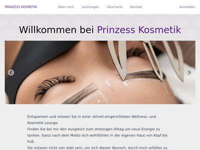 Prinzess Kosmetik