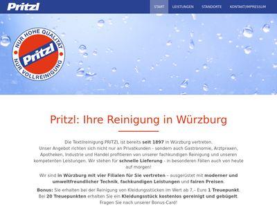 Pritzl-Reinigung GmbH & Co. KG
