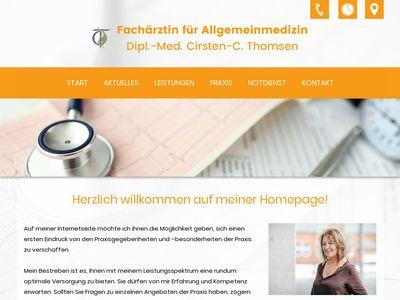 Dipl.Med. Alfred Ernst Praktischer Arzt