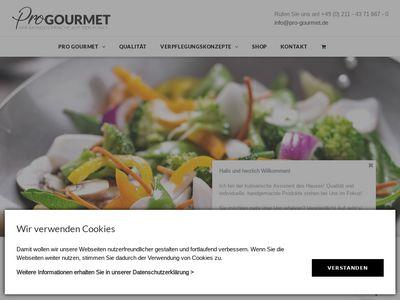 Pro Gourmet GmbH