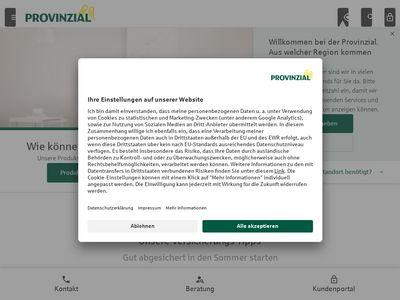 Provinzial Versicherungen Hpt.Verw.