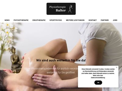 Physiotherapie Balter