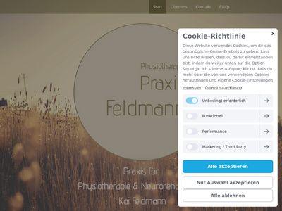 Physiotherapie Praxis Feldmann