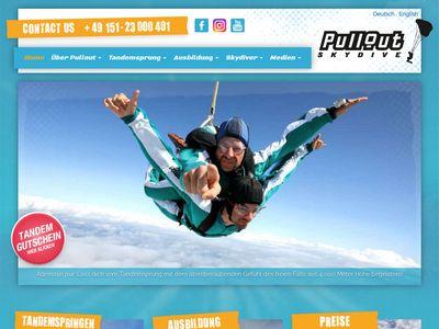Pullout Skydive, Fallschirmsport