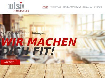 Pulsiv Fitnessclub Tübingen