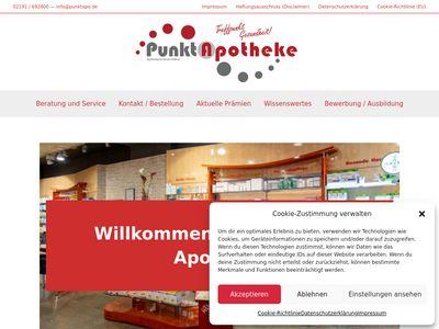 Punkt-Apotheke, Inh. Karen Hübner