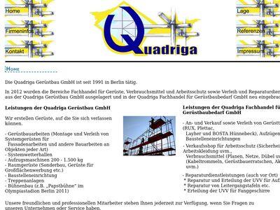Quadriga Gerüstbau GmbH