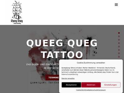 Queeg Queg Tattoo