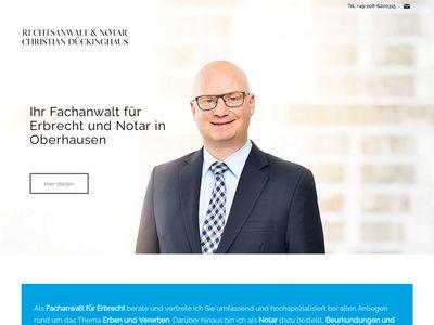 Christian Dückinghaus Rechtsanwalt
