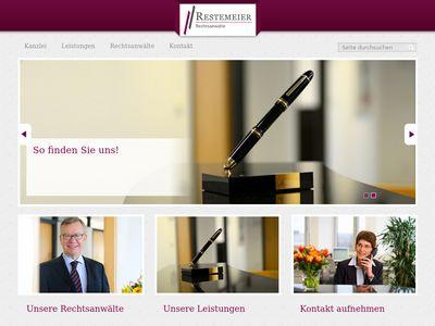 Restemeier Jürgen Dr. Rechtsanwalt u. Notar