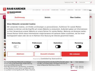 Raab Karcher | KERAMUNDO