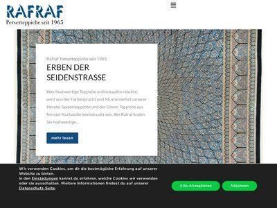 Rafraf Farshad Orientteppich Grosshan