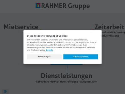 RAHMER Dienstleistungen