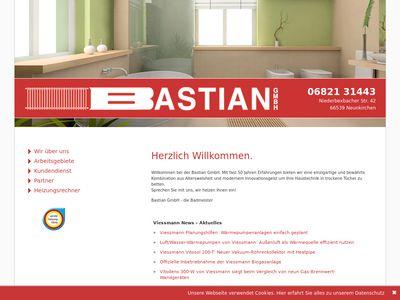 Raimund Bastian, GmbH