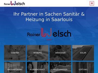 R. Heizung Welsch