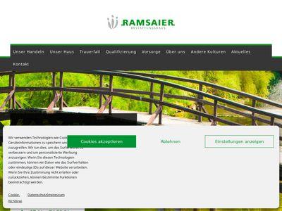 Ramsaier Bestattungen GmbH