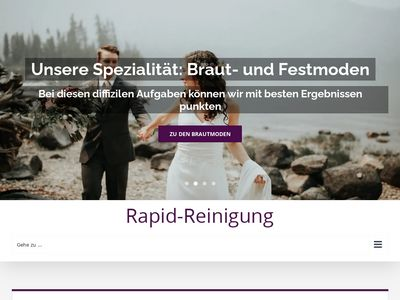 Günther Aichele Rapid-Reinigung