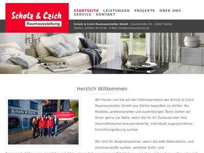 Scholz & Czich Raumausstatter