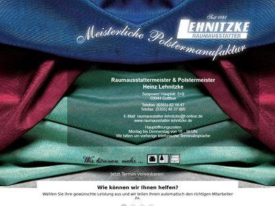 Heinz Lehnitzke