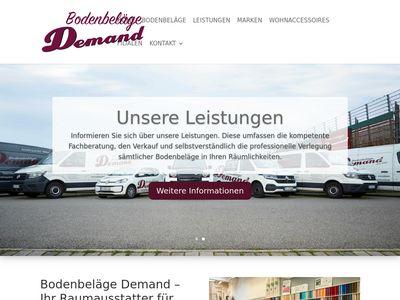 Raumausstattung Demand GmbH
