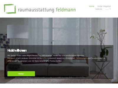 Raumausstattung Feldmann