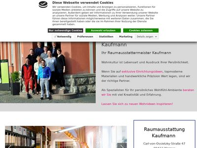 Raumausstattung Kaufmann GmbH