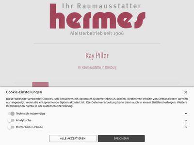 Raumausstattung Hermes