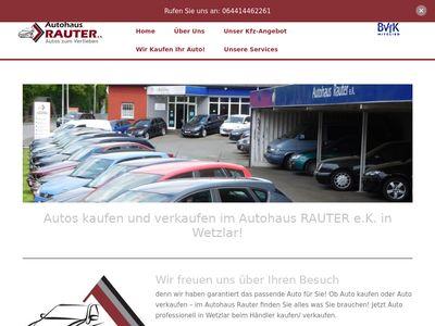 Autohaus Rauter e.K.