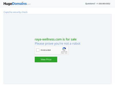 Ra-Ya Wellness