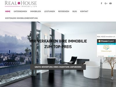 REAL HOUSE Immobilien e.K.