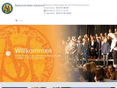 Mädchen-Realschule Mater Salvatoris