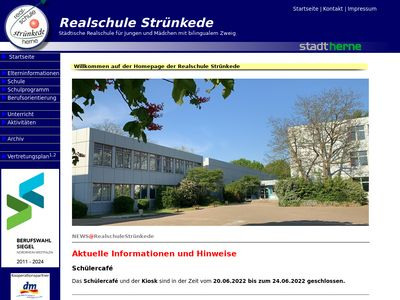 Realschule Strünkede