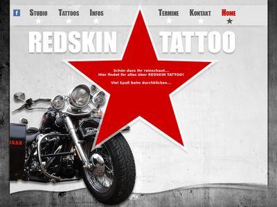 Redskin Tattoo