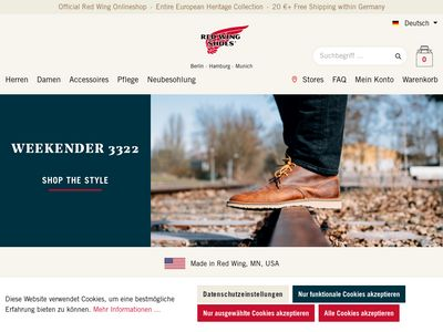 RedWing Store