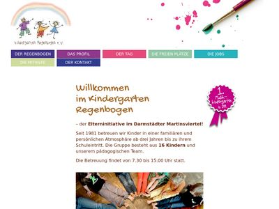 Kindergarten Regenbogen e.V.