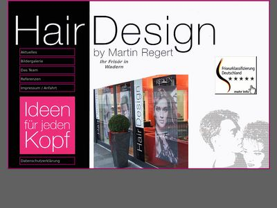 Hair-Design-Regert Wadern