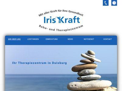 Kraft Iris Physiotherapie