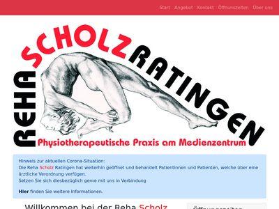 Krankengymnasik REHA Scholz Ratingen
