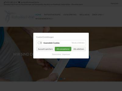 Reha Med Kiel Praxis für Physiotherapie