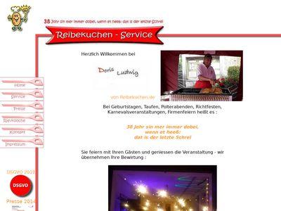 Doris Reibekuchen Service